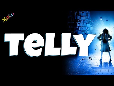 Telly Matilda the musical Instrumental backing track karaoke