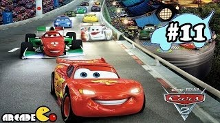 Disney Pixar Cars 2: World Grand Prix Race - Cars 2 Video Game