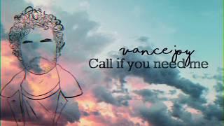 Vance Joy - Call If You Need Me LYRICS (Sub Español)
