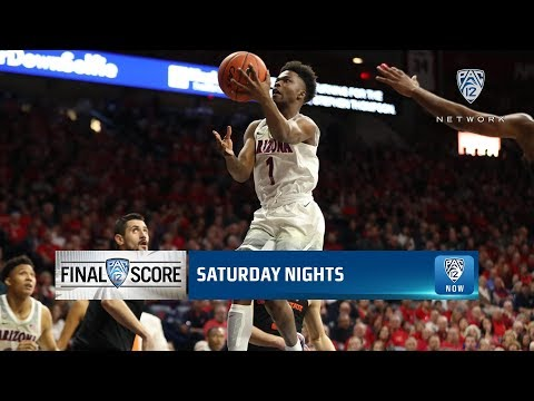 Oregon State Beavers - Beavers loss to Arizona puts first-round bye in Tourney in Jeopardy!