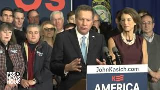 Kasich: 'The people of New Hampshire have changed me'