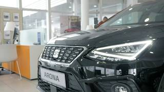 SEAT Arona 1.0 TSI Beats Plus | Porsche Inter Auto