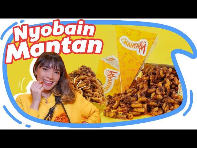 Cobain Mantannya Mgdalena !!