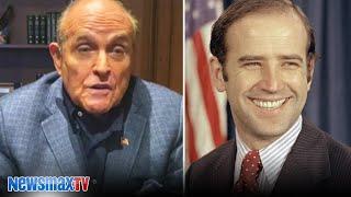 Giuliani: I have EVEN MORE dirt on Biden