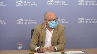 Rueda de prensa Salud