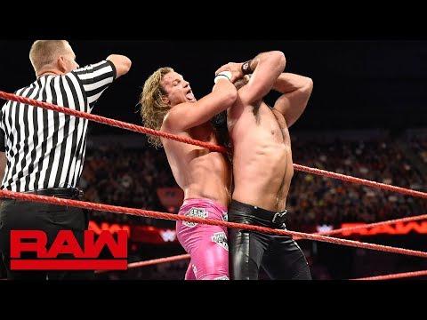 Seth Rollins vs. Dolph Ziggler - Intercontinental Championship Match: Raw, June 18, 2018 thumbnail