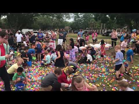 Easter Egg Hunt At Harvest Sarasota Church