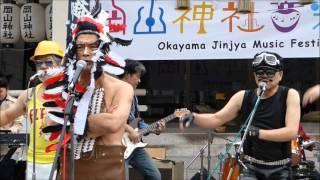 2016年4月3日岡山神社春の音楽祭にて.