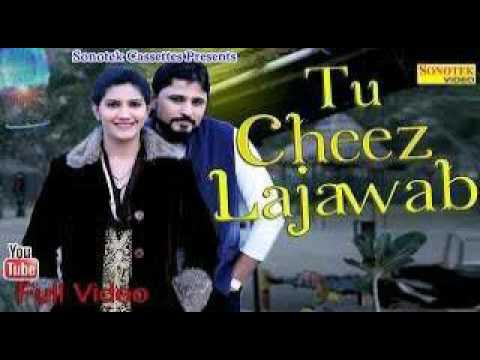 Tu Cheez Lajawab Remix Pradeep Boora Sapna Chaudhary Raju Punjabi