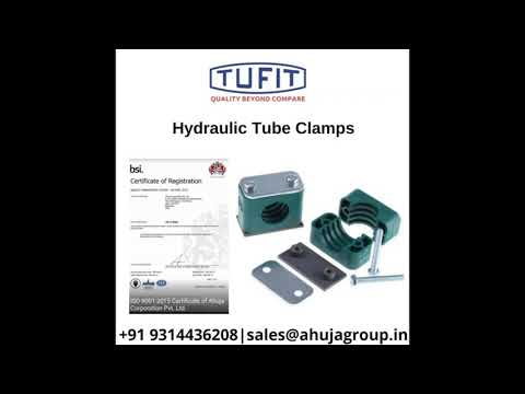 Our chairman, Er. V. K. Ahuja had established TUFIT in 1970 and since then, Ahuja Group, India is the leading manufacturer for a broad and diverse range of Fluid Conveyance Solutions, Hydraulic & Instrumentation Fittings, Tube and Hose Assemblies, and accessories.  TUFIT Leak-free Fluid Conveyance Product Range includes:  * Leak-free Hydraulic Tube and Hose Fittings in Stainless Steel and Carbon Steel.    - 24° Flareless Bite Type Tube Fittings    - Twin ferrule Stainless Steel Fittings    - Seals & Washers    - 30° and 37° flare JIC Tube Fittings    - ORFS Fittings, JIS Fittings, Metric Fittings, Inch Adapters    - Hose and Tube Clamps  * Leak-free Hydraulic and Industrial Hoses Assemblies using Gates Hoses.  * Leak-free Seamless Cold Drawn Carbon Steel Automotive and Hydraulic Steel Tubes, and Assemblies.  sales@ahujagroup.in |+91 7665031000 | www.AhujaGroup.in | https://g.page/ACPLJaipur