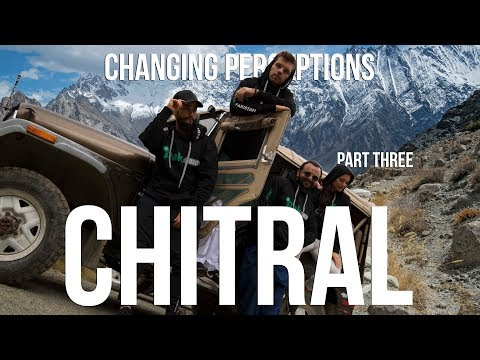 EP.03 Foreigners Tour 'World's Most Dangerous' Country, Pakistan - Changing Perceptions - CHITRAL