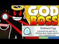 *SECRET* DIAMOND EGG GOD BOSS!! (FREE ITEMS) - Roblox Bee Swarm Simulator (Update)