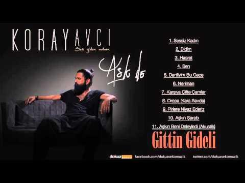 Koray Avci Gittin Gideli Akustik Official Audio Golectures Online Lectures