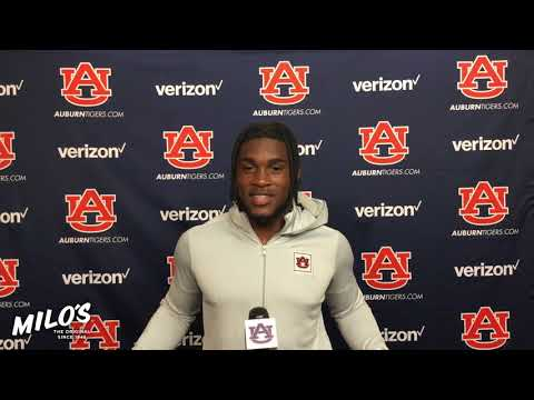 What Auburn RB Tank Bigsby said before facing Penn State