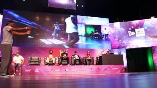 Finał Popping: Sally Sly (Francja) vs Kid Boogie (USA) | R16 2014 World Finals