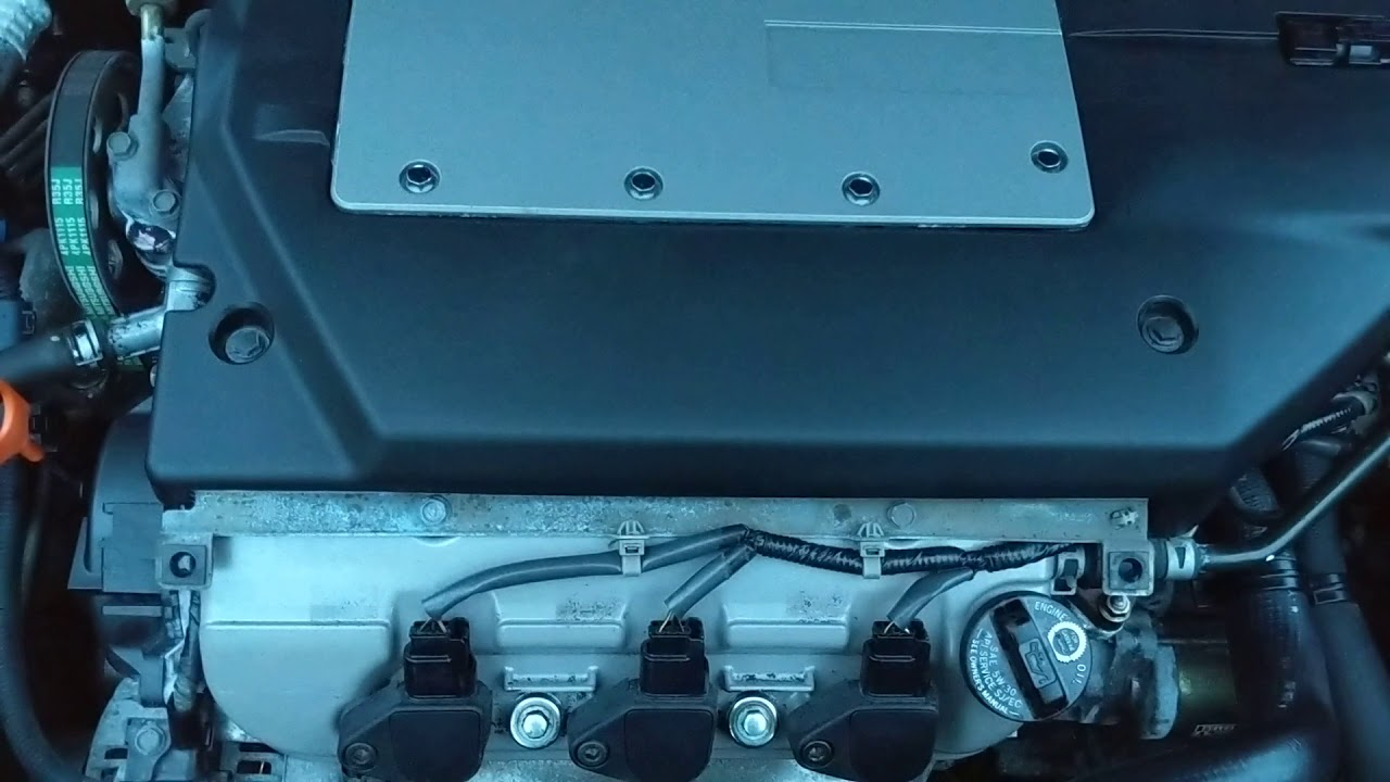 Acura Tl 32 P1399 Repair Youtube 2002 Mdx Sensor Location In Engine