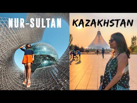 ASTANA / NUR-SULTAN VLOG | Exploring Kazakhstan's Futuristic Capital City Ep 3 🇰🇿 | Kritika Goel