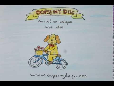 Oops! my Dog cartoon