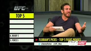 UFC Now Ep. 224 - Top 5 Fight Movies