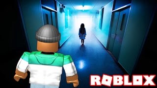 HAUNTED HALLWAY IN ROBLOX