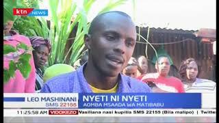 Nyeti ni nyeti : Mwanaume ajikata sehemu zake za siri baada ya mkewe na mtoto kufariki