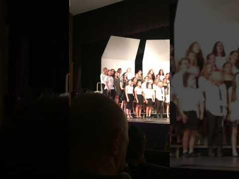 Angel In Eternal Flight (Valerie Wendell) Wallenpaupack Area Middle School Choir