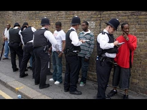 """UK Watchdog says British police need a """"cultural change"""" BLACK OR WHITE claims of racism"""