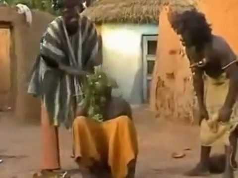 Exorcizare la africani - razi in hohote =)))