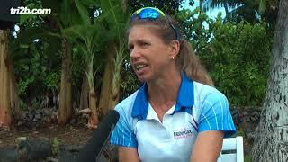 IRONMAN HAWAII 2017: Sonja Tajsich im Prerace-Interview