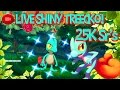 Pokémon ORAS LIVE SHINY TREECKO AFTER Over 25K SRS... [BQ#1]