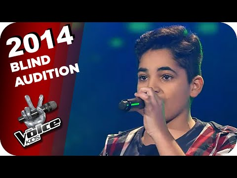 Lady Gaga - Applause (Soufjan) | The Voice Kids 2014 | Blind Auditions | SAT.1