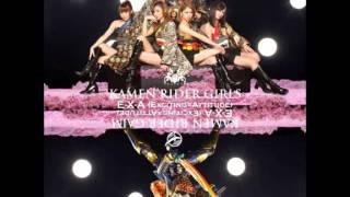 KAMEN RIDER GIRLS - E-X-A (Exciting × Attitude) ▽Download CD▽ http:...