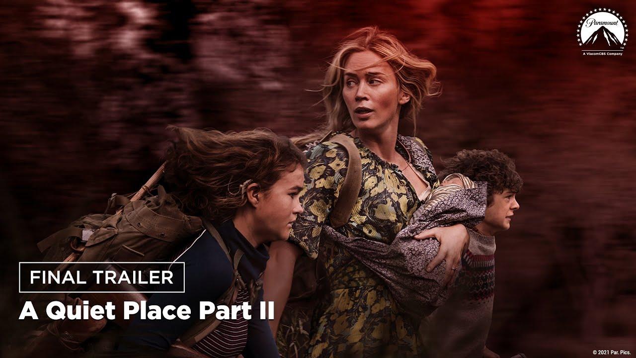 Download A Quiet Place Part II | Final Trailer | Paramount Pictures Australia