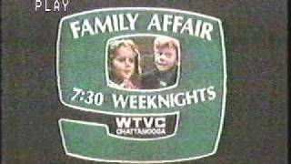 Part 1 - WTVC Action News from November 1976