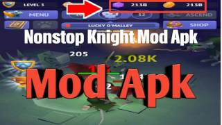 Nonstop knight V1.7.3 Mod Apk 1.7.3 - Hack No Root Android [DOWNLOAD]