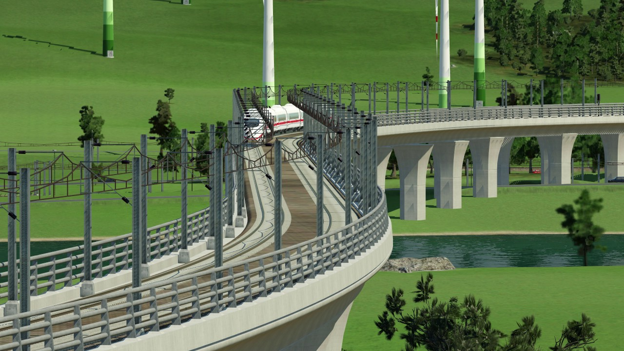 how to build bridge in transport fever