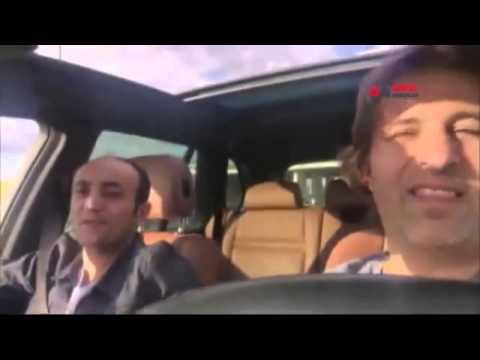 Rusya'da Ersin Korkut'u görünce