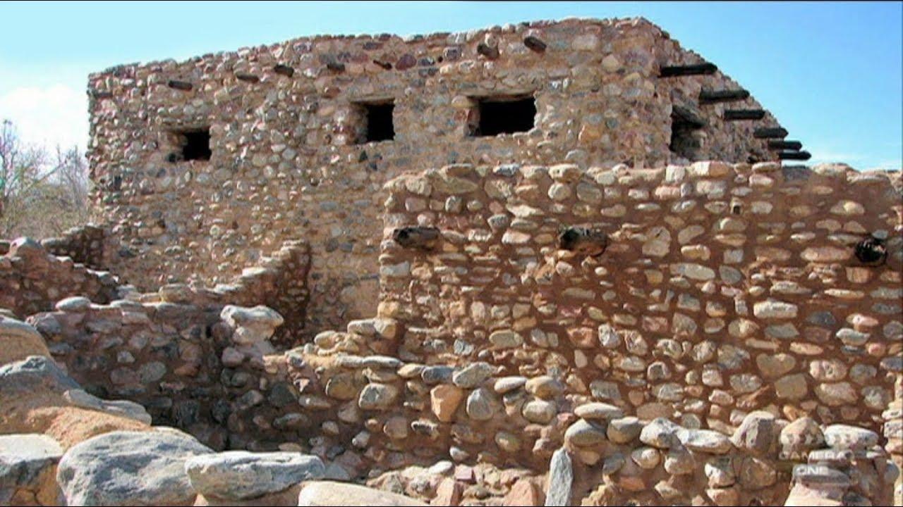 Besh Ba Gowah History in Historic Globe, AZ