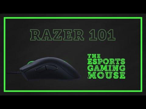 Razer 101   Deathadder Elite - The Esports Gaming Mouse