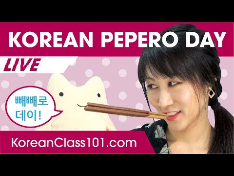 How To Celebrate Pepero Day In Korea?