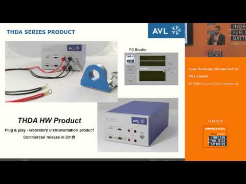 AVL THDA low cost fuel cell monitoring