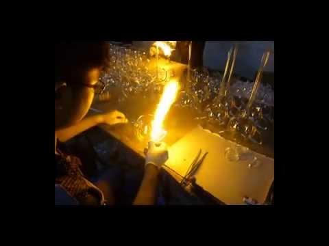 Ronnefeldt / Leonardo - Handfertigung Des Ronnefedt Teegeschirrs Aus Glas