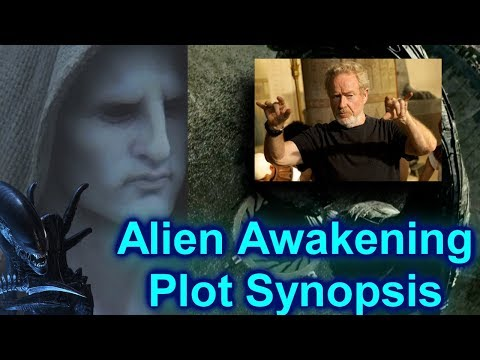 Alien Awakening (Covenant Sequel) Plot Synopsis from Ridley Scott! Engineers Return? (spoilers)