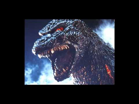 Godzilla Roar Sounds Car Horn - Godzilla 2014 Movie Sound Effects