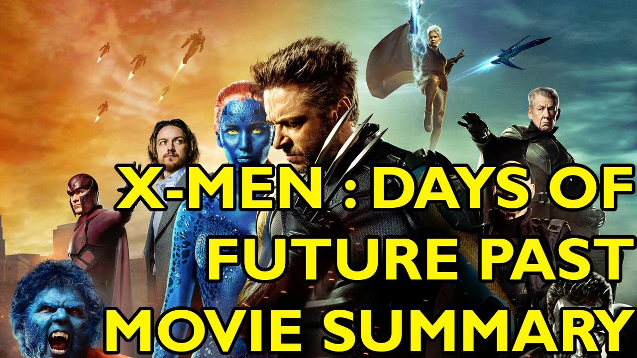 Movie Spoiler Alerts - X-Men - Days of Future Past (2014 ...