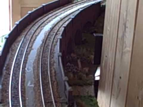 00 gauge model railway.There are more videos of Amberton on sea view my channel.