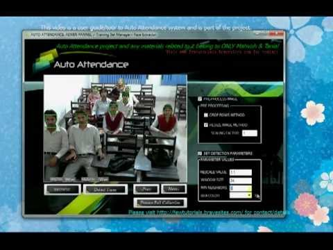 Face Recognition Attendance Systems