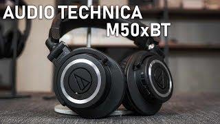 Audio Technica M50xBT - tai nghe huyền thoại phiên bản bluetooth