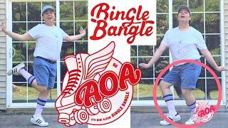 [Michael] AOA (에이오에이) - Bingle Bangle 빙글뱅글 Dance Cover 댄스커버