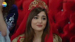 رقص الممثله التركيه الجميله سيلين على اغنية نور الزين / حياة ومراد /2018
